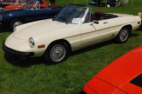 1977 Alfa Romeo Spider Photos, Informations, Articles