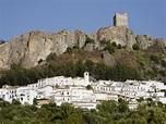 Zahara De La Sierra, One of the White Villages, Cadiz ...