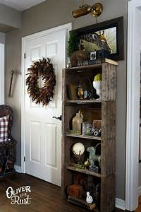 Creative Ideas on How to Re-purpose Old Wooden Crates