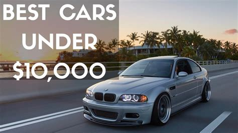 Best Cars To Get 10000 by Best Bmw Cars 10 000