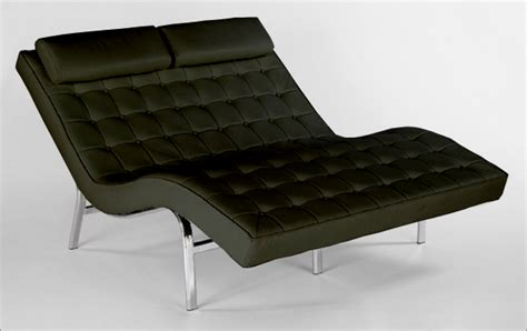 pavillion ii leather lounge chair