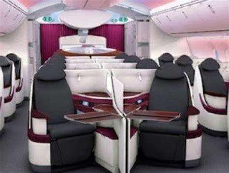 siege avion occasion qatar airways dévoile les sièges de boeing 787 voyages bergeron