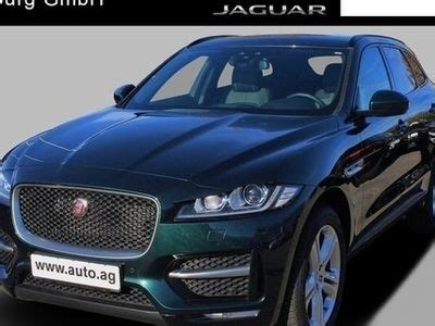 jaguar f pace gebraucht jaguar f pace gebraucht 30 g 252 nstige angebote 24h autouncle