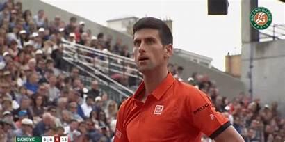 Djokovic Novak Tennis Shot Yesterday Completely Rules