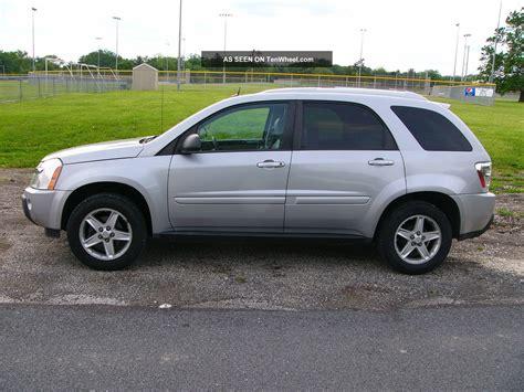 2005 Chevrolet Equinox by 2005 Chevrolet Equinox Lt Sport Utility 4 Door 3 4l
