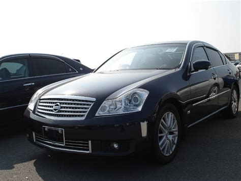 2004 Nissan Fuga Pictures, 35l, Gasoline, Automatic For Sale