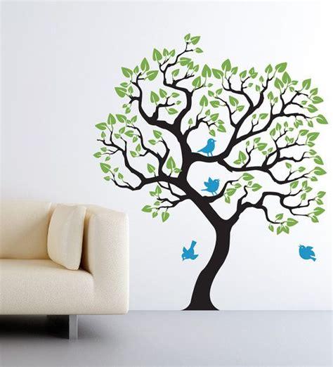 Babyzimmer Wandgestaltung Baum by Best 25 Tree Wall Decor Ideas On Tree Wall