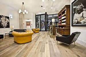 Décoration De Salon : id es d co pour un salon de coiffure ~ Nature-et-papiers.com Idées de Décoration
