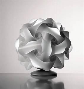 Lampe à Poser Originale : lampe de table col originale et ludique deco tendency ~ Dailycaller-alerts.com Idées de Décoration