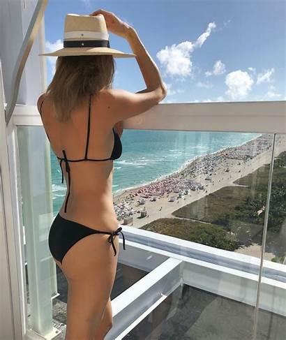 Stacy Keibler Bikini Instagram Sunday Hawtcelebs Reddit