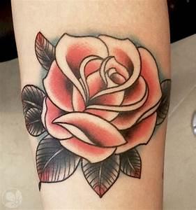 Rose En Tatouage : cool rose tattoo ideas for female ~ Farleysfitness.com Idées de Décoration