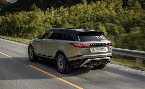 Land Rover Range Rover Velar Picture by Land Rover Range Rover Velar Picture 180217 Land Rover
