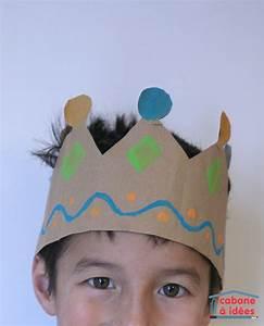 Couronne En Papier à Imprimer : une couronne dans un sac en papier cabane id es ~ Melissatoandfro.com Idées de Décoration