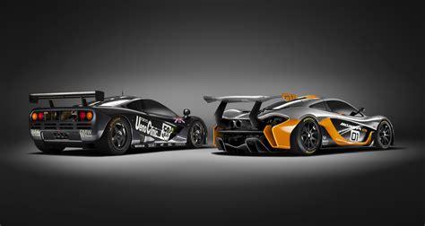 Mclaren P1 Gtr Racing Sports Car