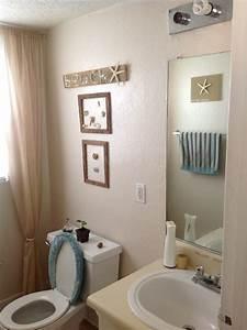 Fresh Decoration Bathroom Beach Decor Ideas Paint Color