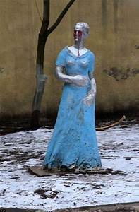 Russian creepy playground sculptures are revealed | Daily ...
