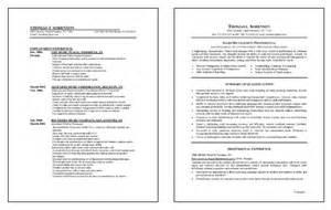 resume title and subtitle sales management resume exle