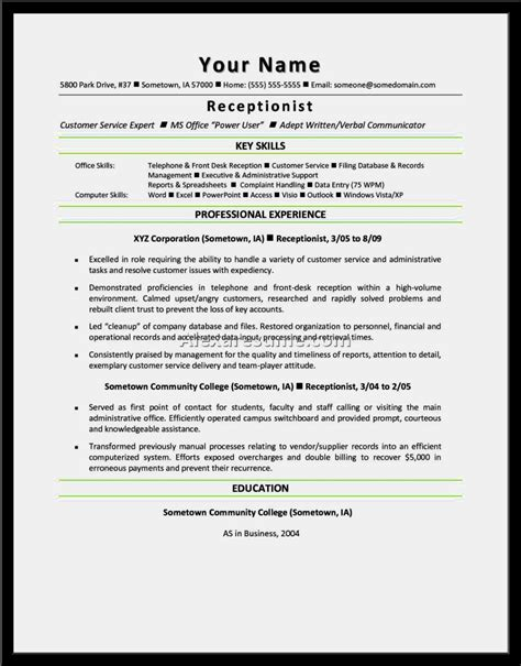 Can Resumes Be Front And Back can a resume be front and back with unique student resume ideas cv template stud itacams