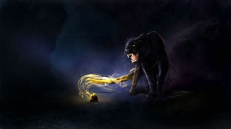 Panther Animal Wallpaper - panth 232 re fond d 233 cran hd