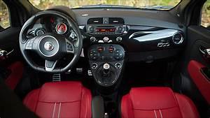 Fiat 500 Interieur : fiat 500 abarth 2012 essai routier ~ Gottalentnigeria.com Avis de Voitures