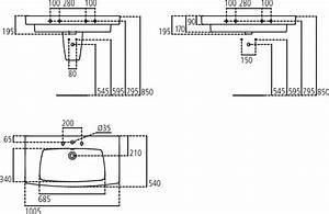 Dettagli del prodotto: T0023 Lavabo top 100x54 cm Ideal Standard