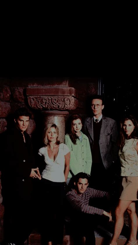 We hope you enjoy our growing collection of hd images to use as a background or home screen for your smartphone or computer. Buffy the Vampire Slayer Wallpaper (60+ images)
