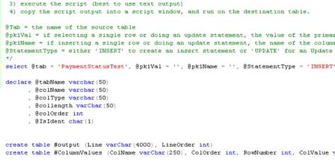 sql update from another table sql update statement with value from another table