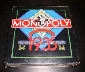 Monopoly Game Values - Old  U0026 New
