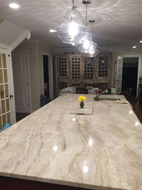 taj mahal  island kitchen remodel countertops