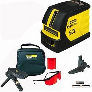 Niveau Laser Stanley : stanley niveau laser croix 10 m scl 1 77 320 laser ~ Melissatoandfro.com Idées de Décoration