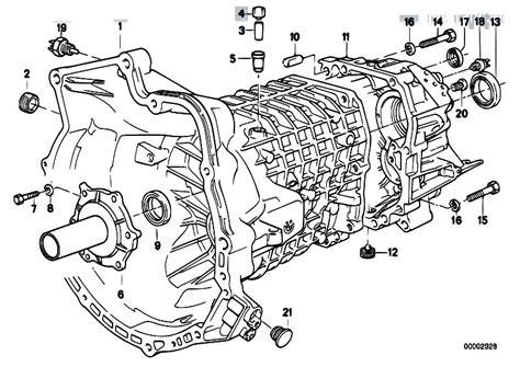 Bmw E30 Part Diagram by Original Parts For E34 520i M50 Sedan Manual