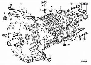 Original Parts For E34 520i M50 Sedan    Manual