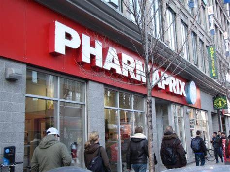 pharmaprix communaut 233 m 233 tropolitaine de montr 233 al cmm