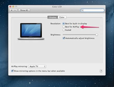 airplay iphone to macbook airplay on the mac the definitive guide