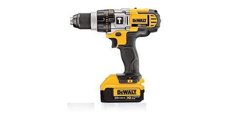 cordless hammer drill top  reviewed