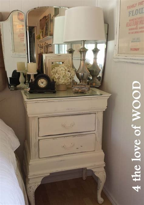 love  wood french country bedroom  sew bed skirt