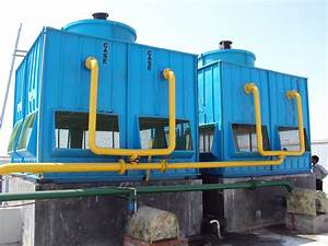 Cooling Tower Solutions  Most Used Cooling Tower Materials