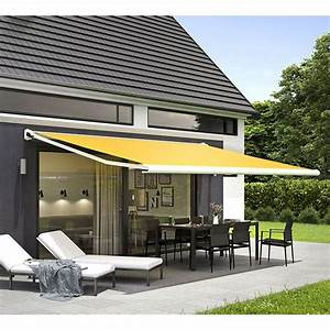 Markilux 990 Full Cassette Retractable Patio Awning