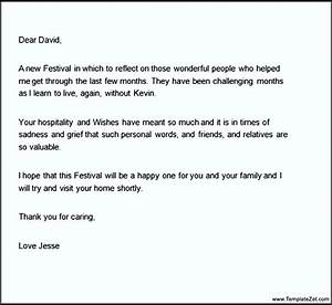 thank you for condolences letter format templatezet With thank you letter for sympathy