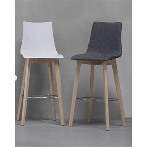 fauteuil bureau professionnel tabouret de bar design 80cm zebra