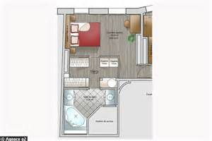 master bedroom floor plans with bathroom 47 best images about suite parentale on boys