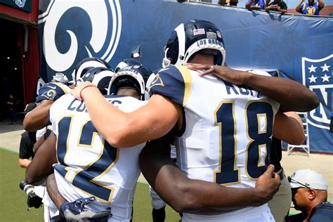 enemy cardinals  rams preview  turf show