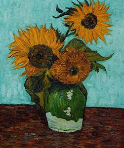 Sunflowers, First Version by Vincent Van Gogh for sale ...