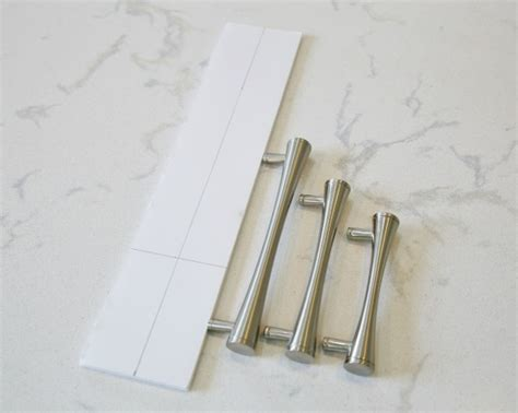 cabinet hardware template diy cabinet hardware template hardware installation made easy