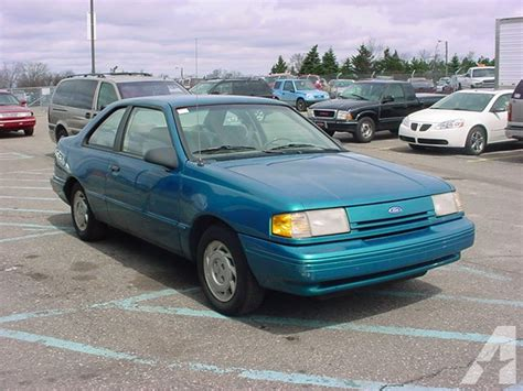 isuzu amigo teal 1994 ford tempo information and photos momentcar