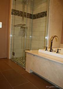 Curbless Shower Pan