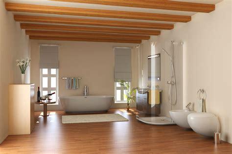 Holzboden Für Ihr Badezimmer