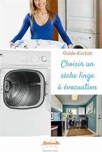 Choisir Son Seche Linge : comparatif choisir le meilleur s che linge vacuation ~ Melissatoandfro.com Idées de Décoration