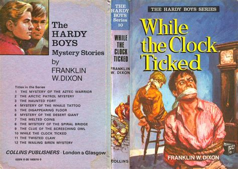 William Collins (hardyboys.co.uk