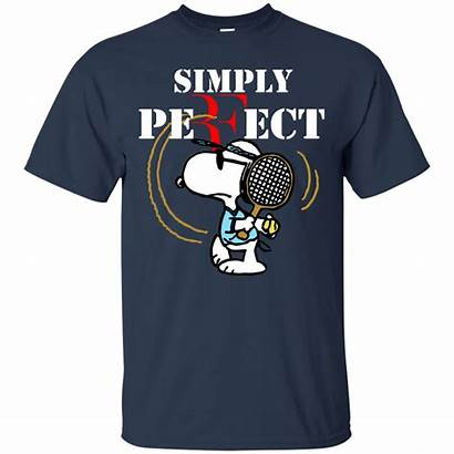 Federer Roger Shirt Perfect Snoopy Simply Sport